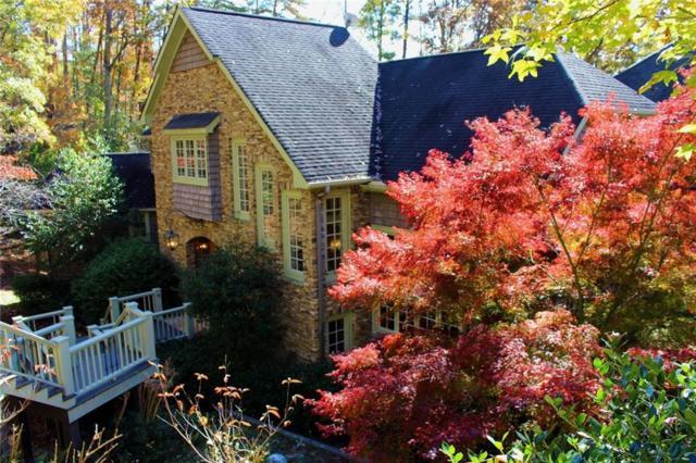 215 Cedar Creek Circle, Sunset, SC 29685 (MLS #20210436) :: Les Walden Real Estate