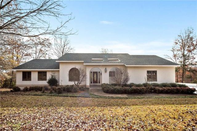 101 Gordon Drive, Townville, SC 29689 (MLS #20210521) :: Les Walden Real Estate