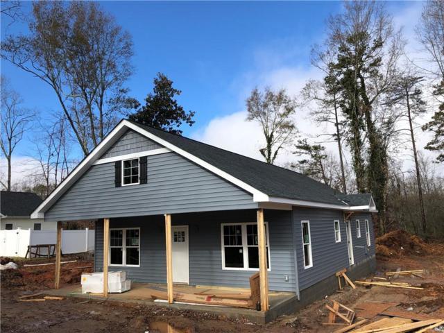429 Eaton Street, Central, SC 29630 (MLS #20210572) :: Les Walden Real Estate