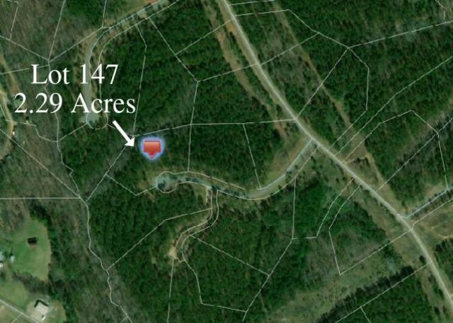 Lot 147 Oconee Landing Drive, West Union, SC 29696 (MLS #20210633) :: Tri-County Properties