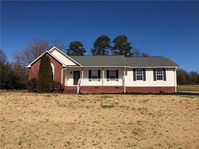 109 Saddle Brook Drive, Anderson, SC 29625 (MLS #20211085) :: The Powell Group of Keller Williams