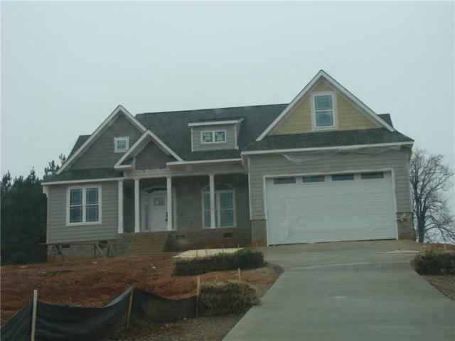 306 Stardust Lane, Seneca, SC 29672 (MLS #20211175) :: Les Walden Real Estate