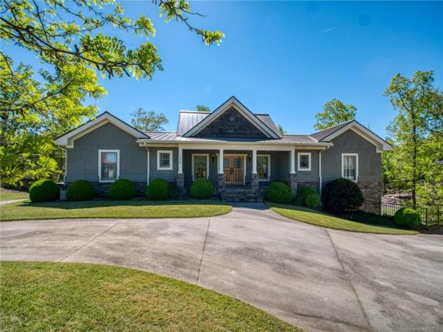 112 Vaughn Court, Six Mile, SC 29682 (#20211192) :: Connie Rice and Partners