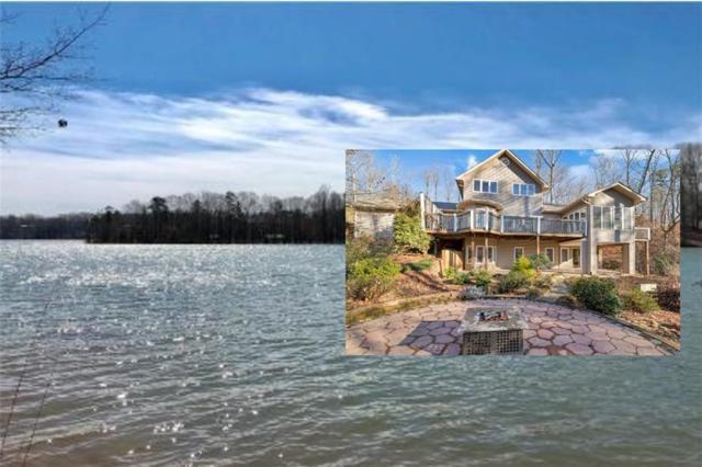 290 Coves End Point, Seneca, SC 29678 (MLS #20211245) :: Les Walden Real Estate