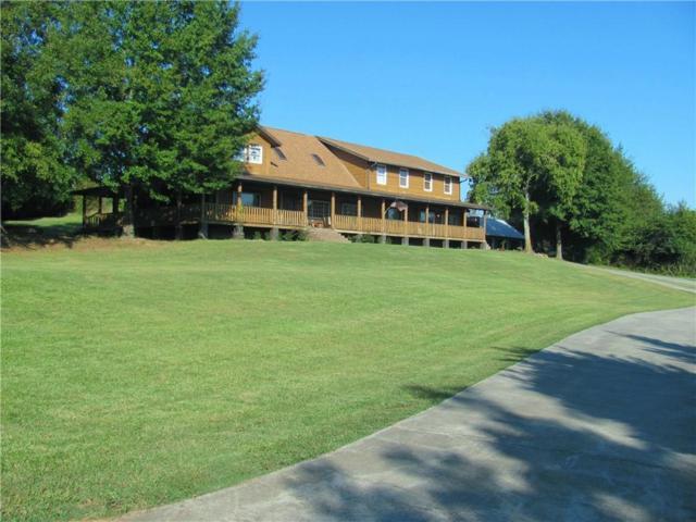 1112 Shady Lane, Townville, SC 29689 (MLS #20212511) :: Les Walden Real Estate