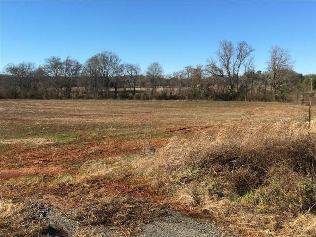 00 Trotter Road, Anderson, SC 29626 (MLS #20212787) :: Tri-County Properties