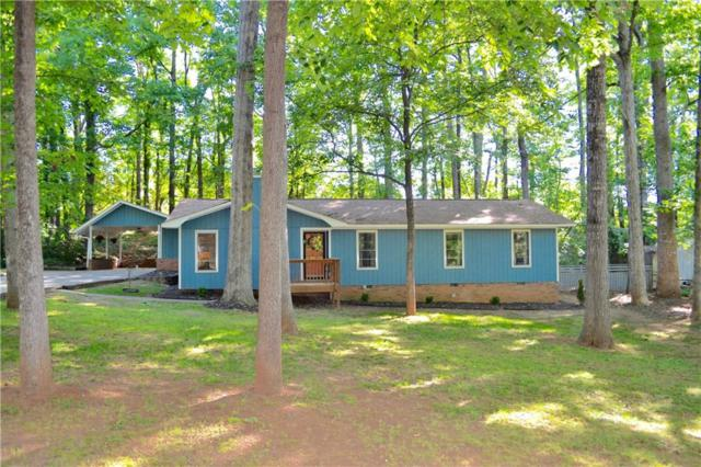 225 Heather Drive, Central, SC 29630 (MLS #20213027) :: Tri-County Properties