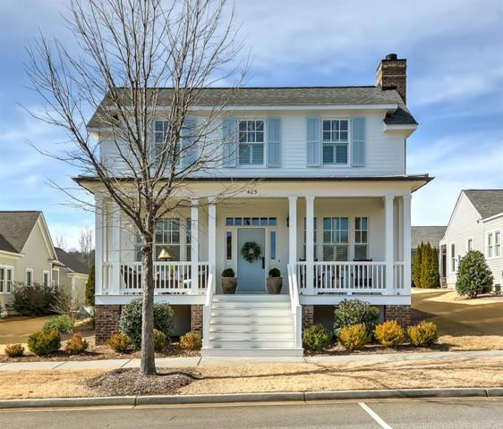 405 Thomas Green Boulevard, Clemson, SC 29631 (MLS #20213130) :: The Powell Group