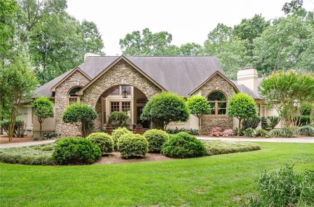 1010 Thornehill Drive, Anderson, SC 29621 (MLS #20213456) :: Les Walden Real Estate