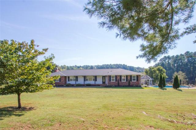 308 Arcadia Drive, Anderson, SC 29621 (MLS #20213471) :: The Powell Group