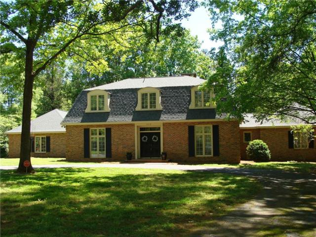 111 Stanbury Court, Anderson, SC 29621 (MLS #20213648) :: The Powell Group