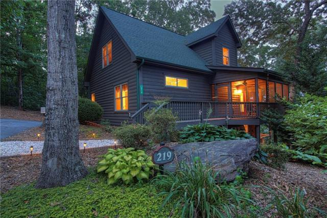 219 Serenity Bay Drive, Seneca, SC 29672 (MLS #20213731) :: Tri-County Properties at KW Lake Region