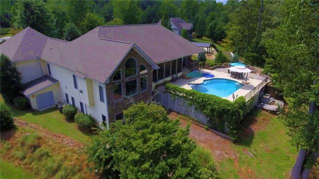 333 Stardust Lane, Seneca, SC 29672 (MLS #20213756) :: Les Walden Real Estate