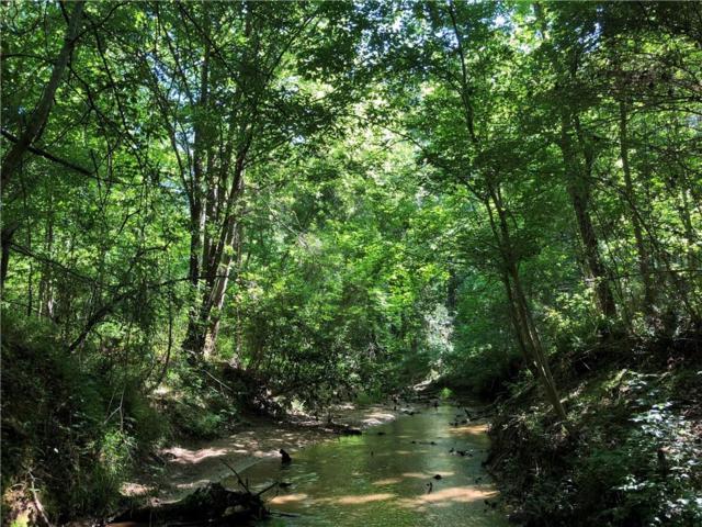540 Oak Hill Road, Belton, SC 29627 (MLS #20213841) :: Tri-County Properties