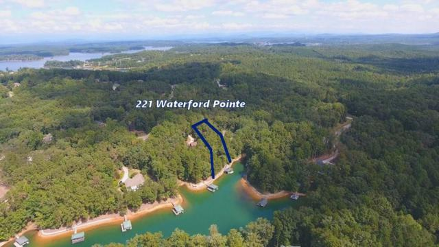 Lot 221 Waterford Pointe, Seneca, SC 29672 (MLS #20213962) :: Les Walden Real Estate