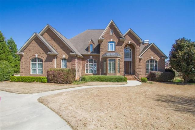 111 Harlond Drive, Anderson, SC 29621 (#20214085) :: Connie Rice and Partners