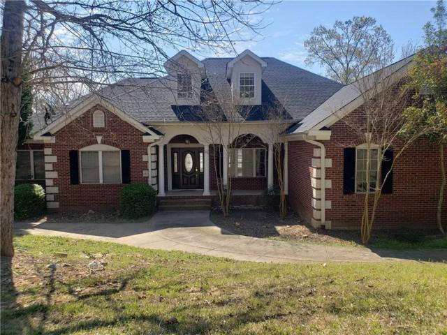 108 Gates Cove Drive, Fair Play, SC 29643 (MLS #20214148) :: Tri-County Properties