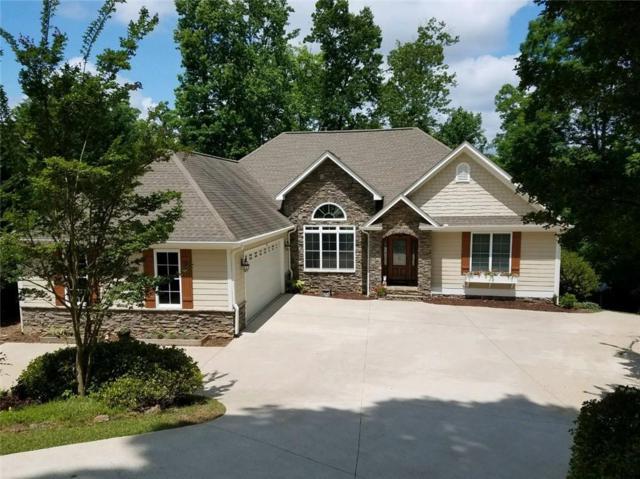 806 Kingsford Court, Seneca, SC 29672 (MLS #20214331) :: Les Walden Real Estate