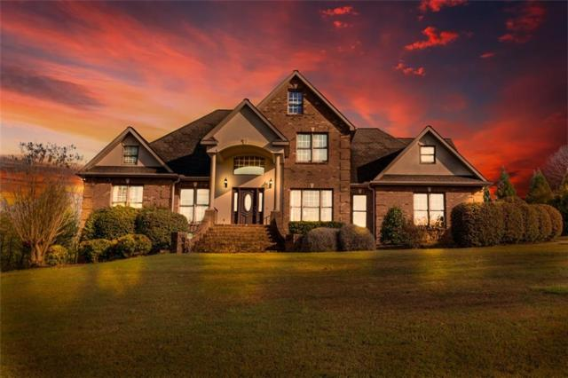 1007 North Shore Drive, Anderson, SC 29625 (MLS #20214352) :: The Powell Group