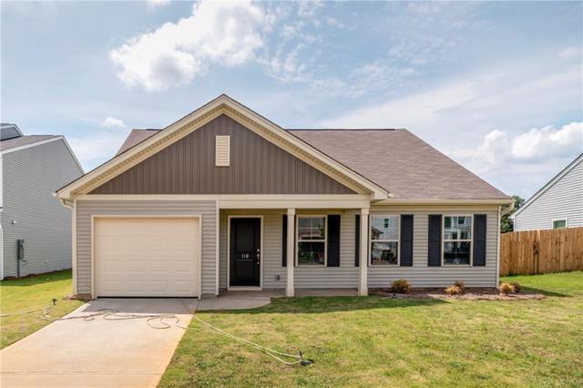 118 Traditions Boulevard, Anderson, SC 29625 (MLS #20214529) :: Les Walden Real Estate