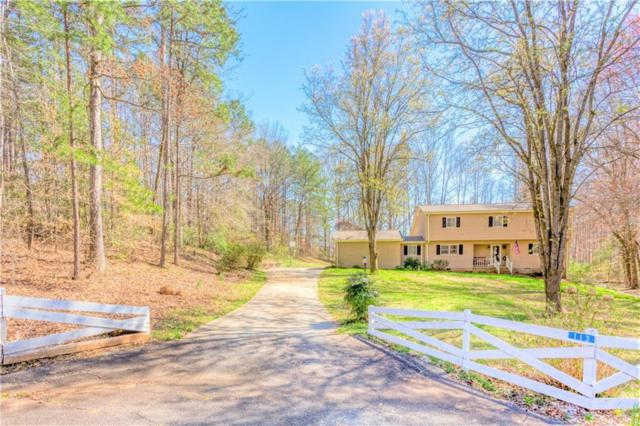 113 Dendy Woods Road, West Union, SC 29696 (MLS #20214706) :: Tri-County Properties
