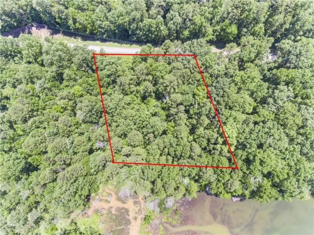 Lot 8b Blackjack Cove Road, Westminster, SC 29693 (MLS #20214766) :: The Powell Group