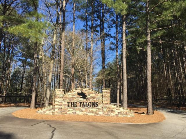 Lot 25 Talons Ridge Road, Seneca, SC 29672 (MLS #20214814) :: The Powell Group