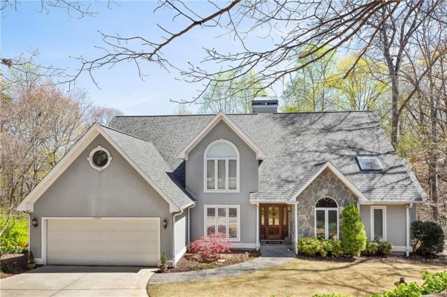 1108 Oconee Bell Court, Seneca, SC 29672 (#20215164) :: Connie Rice and Partners