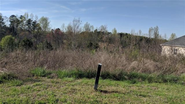 Lot 5 Hidden Falls Drive, West Union, SC 29696 (MLS #20215207) :: The Powell Group
