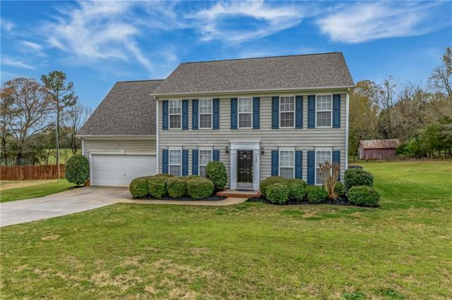 100 Hornbuckle Drive, Powdersville, SC 29642 (MLS #20215408) :: Prime Realty