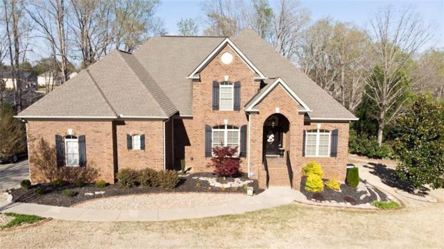 124 Loudwater Drive, Anderson, SC 29621 (#20215468) :: Connie Rice and Partners