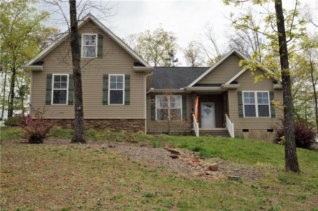235 Riverbank Court, Seneca, SC 29678 (MLS #20215476) :: The Powell Group