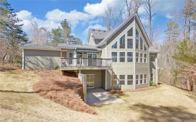 563 Trudys Trail, Martin, GA 30557 (MLS #20215536) :: The Powell Group