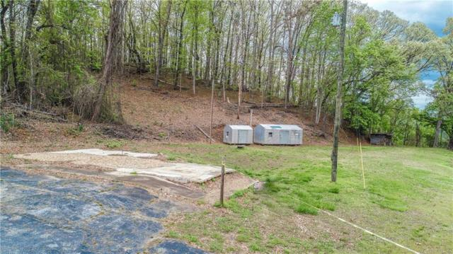 00 Highlands Highway, Walhalla, SC 29691 (MLS #20215640) :: The Powell Group