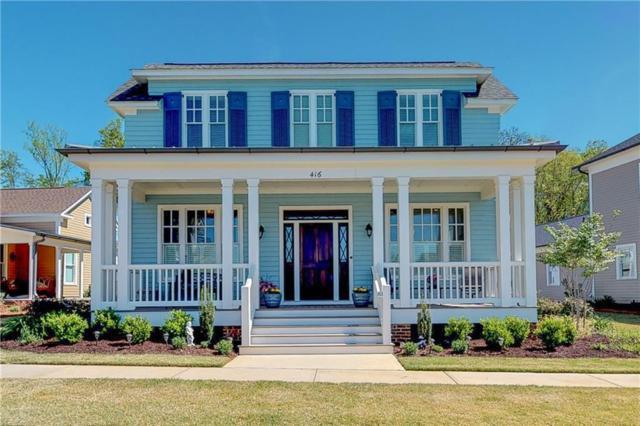 416 Pershing Avenue, Clemson, SC 29631 (MLS #20215658) :: Tri-County Properties