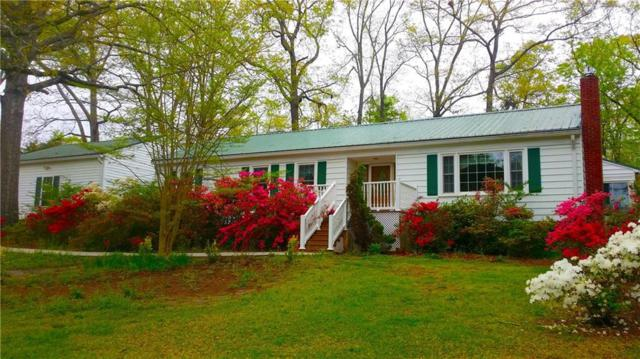 104 N Lovingood Avenue, Walhalla, SC 29691 (MLS #20215693) :: The Powell Group