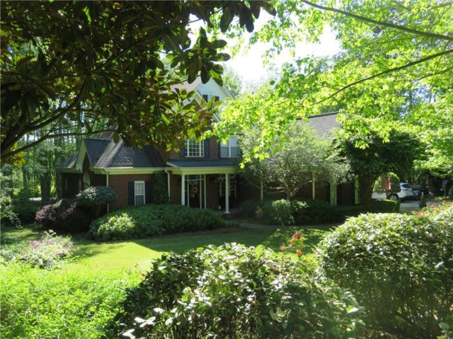 101 Summerfield Lane, Anderson, SC 29621 (MLS #20216075) :: Tri-County Properties