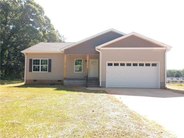 7218 Midway Road, Pelzer, SC 29669 (MLS #20216535) :: The Powell Group