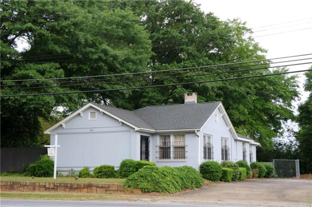 221 E Shockley Ferry Road, Anderson, SC 29624 (MLS #20216659) :: Tri-County Properties