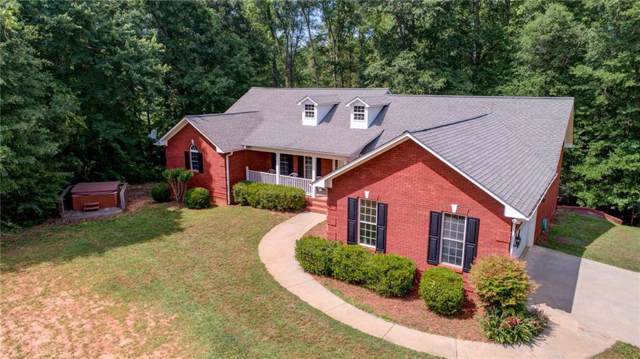 7643 Hwy 145, Carnesville, SC 30521 (MLS #20217065) :: The Powell Group
