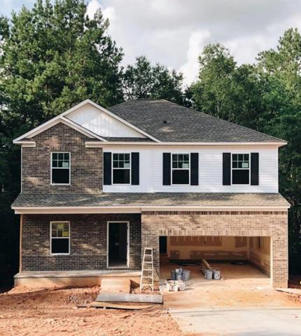 379 Mountain View Drive, Central, SC 29630 (MLS #20217090) :: Tri-County Properties at KW Lake Region
