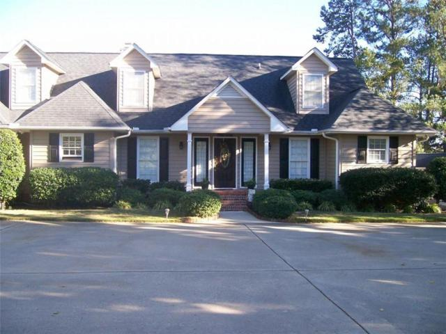 309 Sandy Shores Drive, Townville, SC 29689 (MLS #20217697) :: The Powell Group