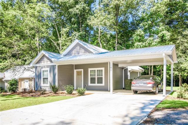 330 E Woodland Drive, Walhalla, SC 29691 (MLS #20217903) :: Les Walden Real Estate