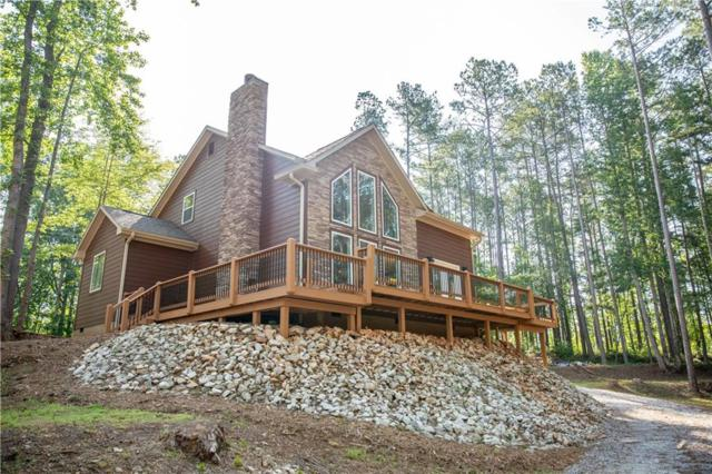 1203 Clear Sail Way, West Union, SC 29696 (#20217925) :: Connie Rice and Partners