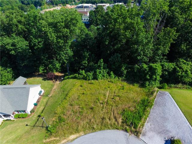Lot 8 Cove View Court, Seneca, SC 29678 (#20217926) :: Connie Rice and Partners