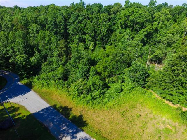 lot 15 Cove View Court, Seneca, SC 29678 (#20217930) :: Connie Rice and Partners