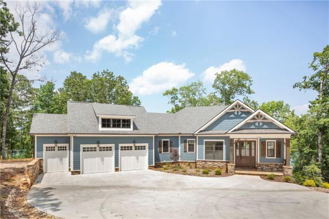 1384 Harbor Ridge Road, Seneca, SC 29672 (MLS #20218145) :: Les Walden Real Estate