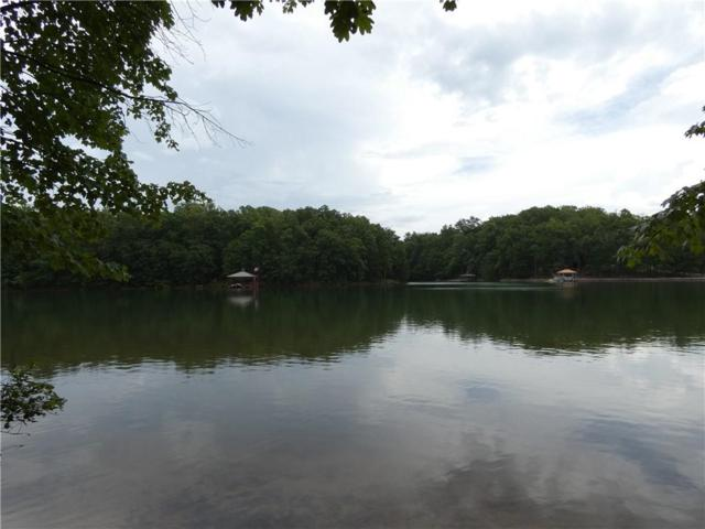 Lot 18 Sunset Cove Drive, West Union, SC 29696 (MLS #20218207) :: Tri-County Properties at KW Lake Region