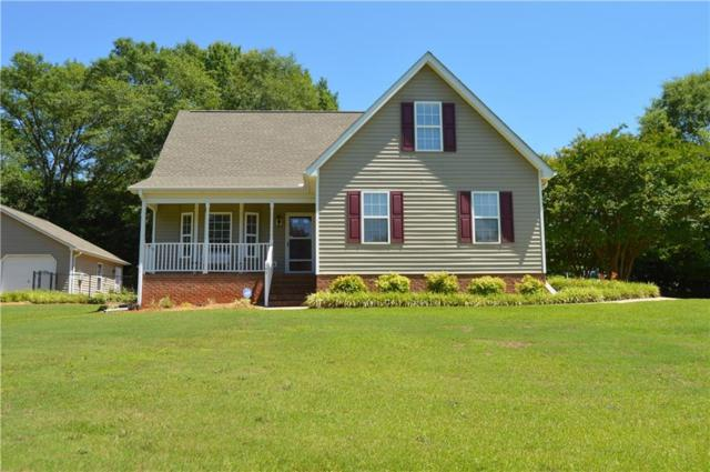 103 Scenic Drive, Pickens, SC 29671 (MLS #20218235) :: The Powell Group