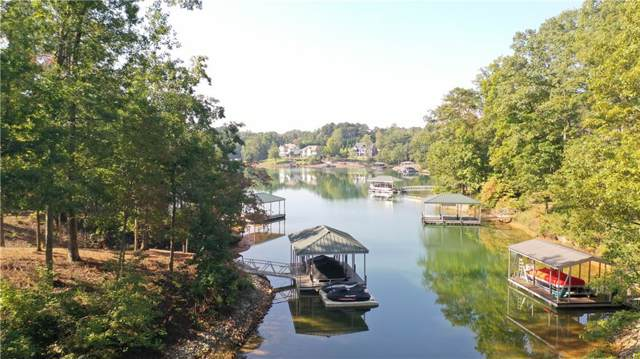 Lot #50 Four Views Court, Seneca, SC 29672 (#20218660) :: Connie Rice and Partners